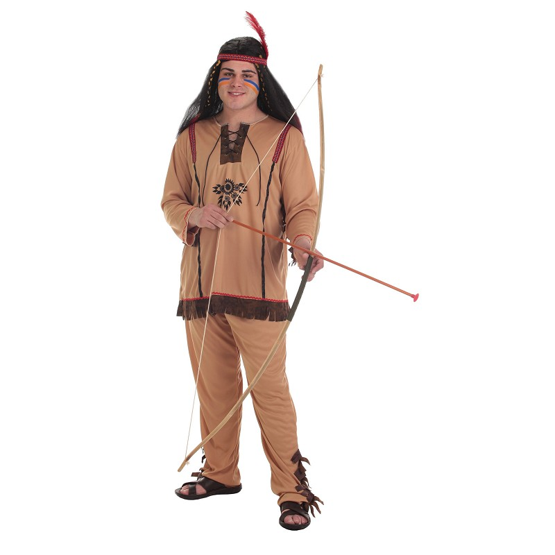 Costume indien adulte