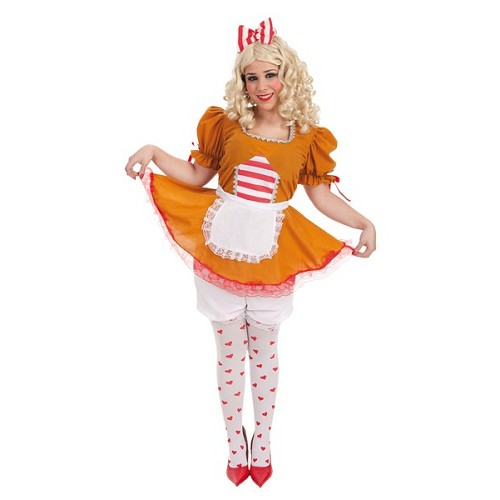Costume adulte Sweet Biscuit