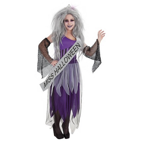 Halloween costume adulte Miss