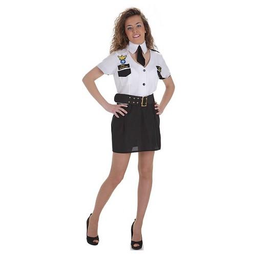 Costume adulte Captain aviation