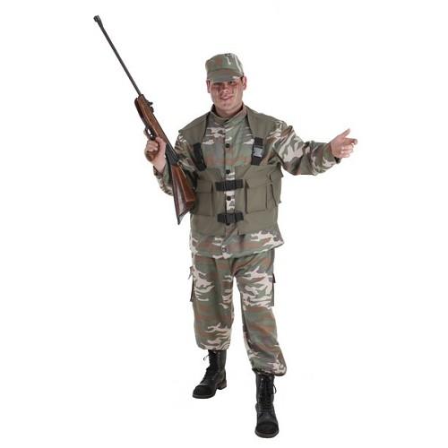 Costume adulte de forces spéciales