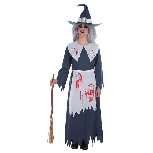 Costume adulte sorcière Salem