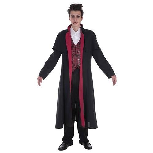Obscurité de vampire costume adulte