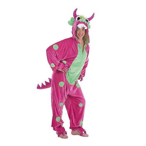 Costume adulte Monster lune