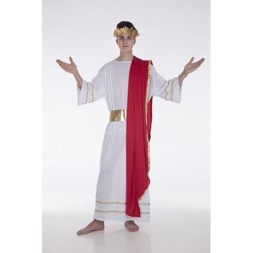Costume adulte Luxus Roman