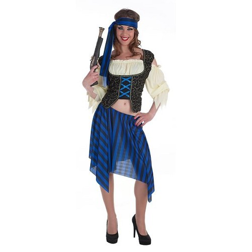 Costume adulte Buccaneer de brocard