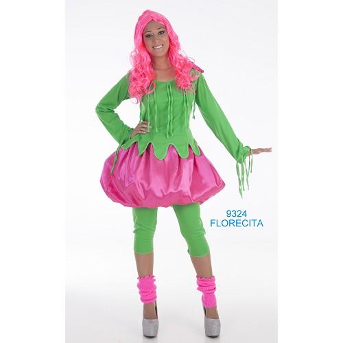 Florecita costume adulte