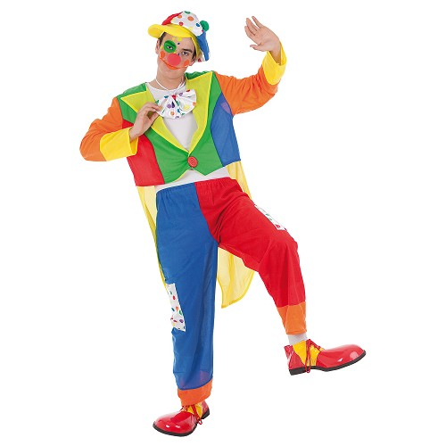Costume de clown de Tino