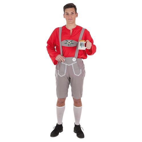 Costume de l'Oktoberfest allemand