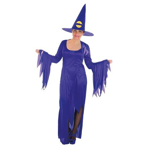 Costume adulte sorcière lune
