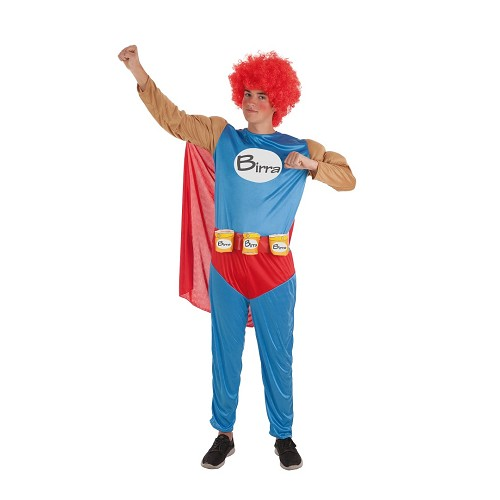 Disfraz Adulto Superbirra