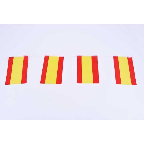 Bannière tissu Espagne