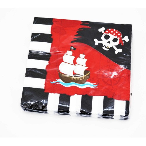 Pirate de serviettes de table