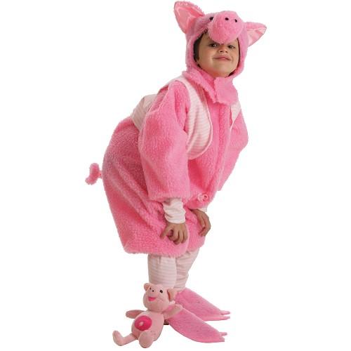 Costume pour bébé Little pig