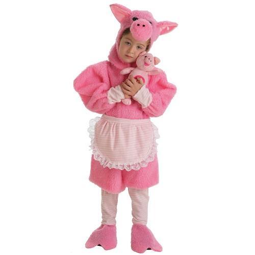 Costume enfant cochon