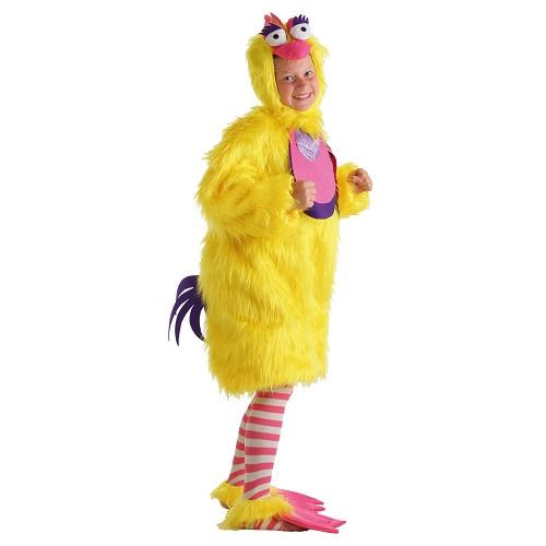 Poule de costumes pour enfants