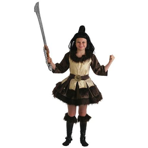 Costume enfant cosaque de la Reine