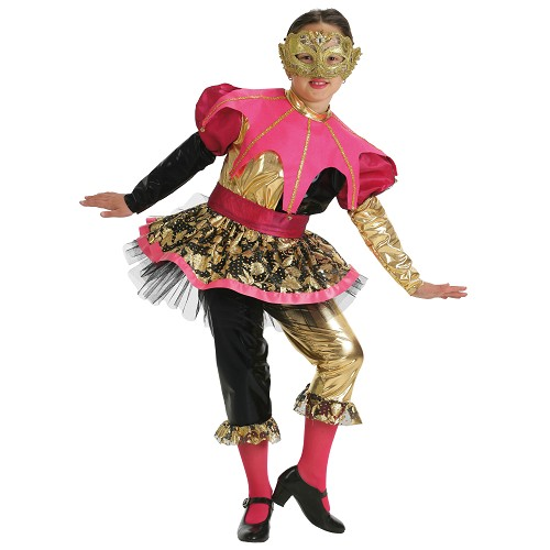 Costume enfant Harlequins