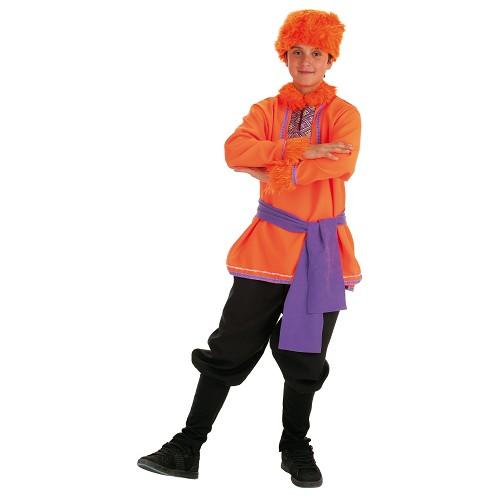 Costume enfant russe
