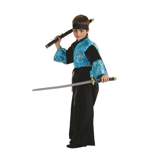 Pour enfants costumes Ikito Samurai