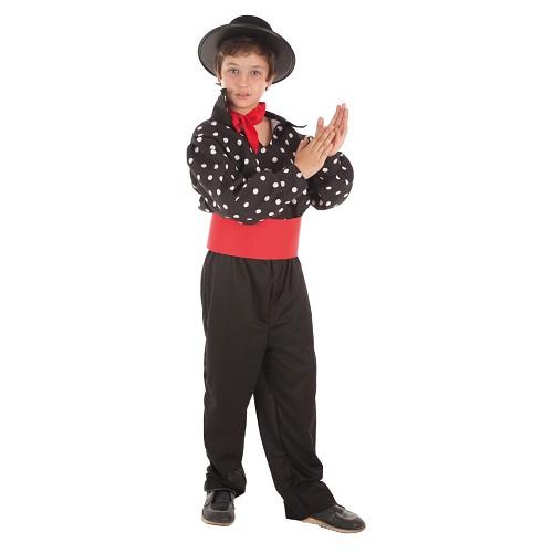 Costume enfant gitane