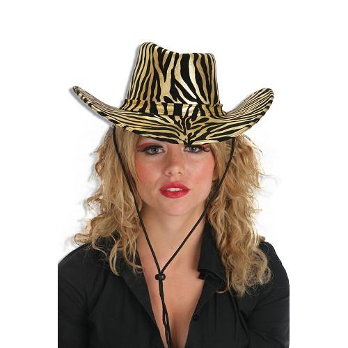 Tiger chapeau