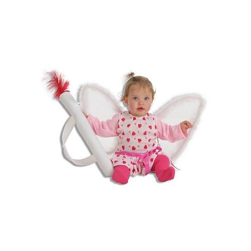 Disfraz de Cupido Niña (1-2 años)