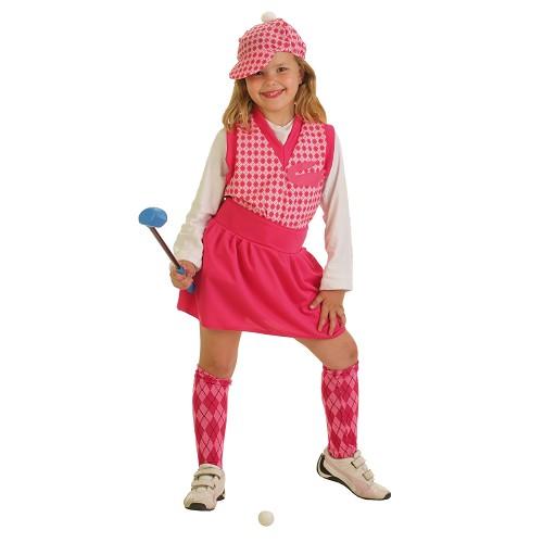 Costume enfant joueur de golf