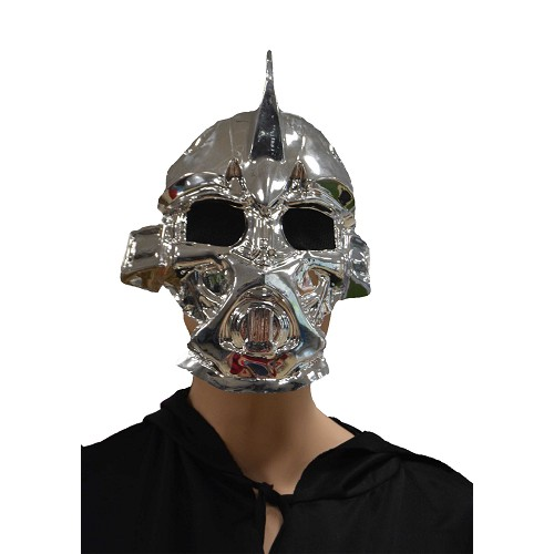 grille métallique yeux masque H0089