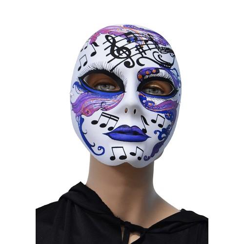 Masque de musique H0128