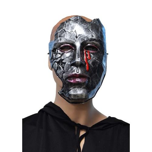 Plastic masque c / larmes H0130