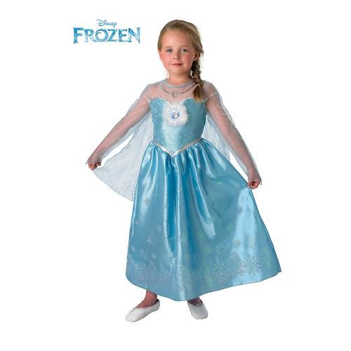 Elsa Costume Deluxe Enfant