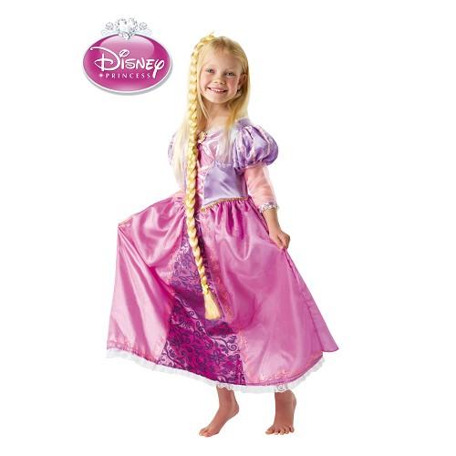 Luxe Costume Rapunzel enfant