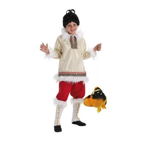 Costume enfant esquimau enfant