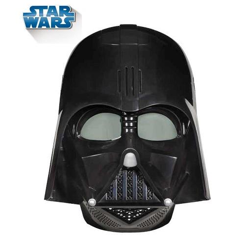 masque 1/2 Darth Vader