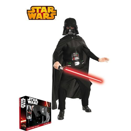Darth Vader costume C / épée Dans la sécurité des enfants