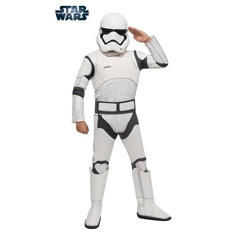 Costume enfant Stormtrooper prime