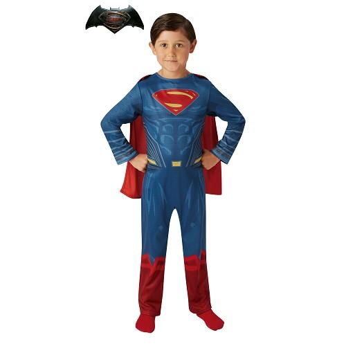 Costume Superman Classique Enfant Doj