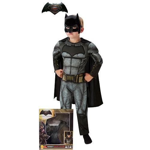 Batman costume Doj musculaire Sécurité des enfants