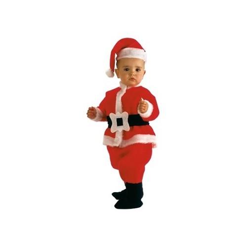 Disfraz de Papa Noel Bebé
