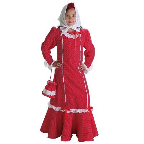 Costume enfant Chulapa Lux