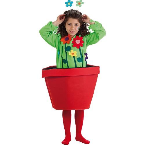 Fille de Flowerpot Costume enfant