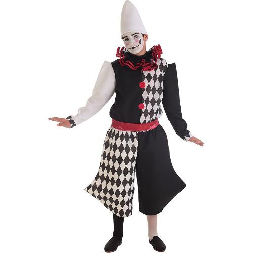 Pour enfants costumes Pierrot