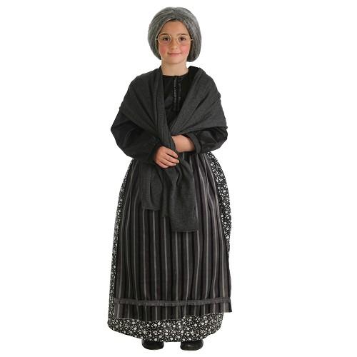 Disfraz Infantil Castañera