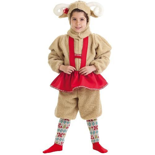Costume enfant moutons