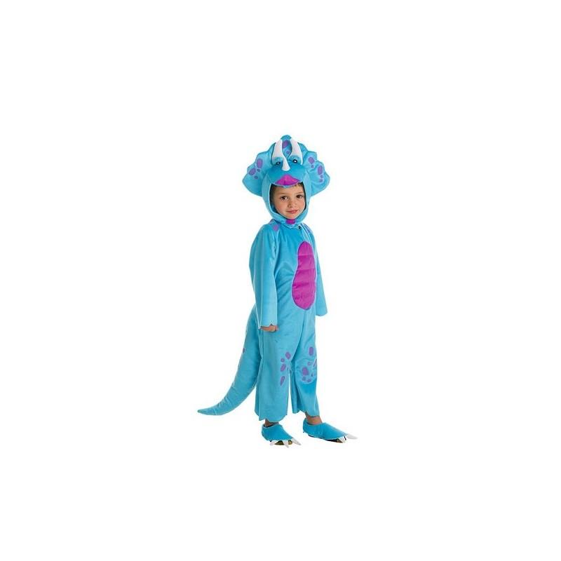 Disfraz de Dino Azul