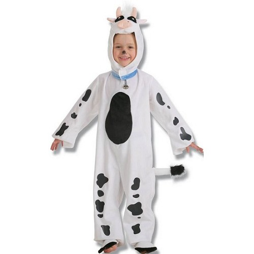 Disfraz Infantil Vaca