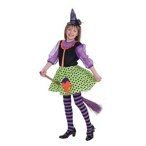 Costume enfant de lune sorcière