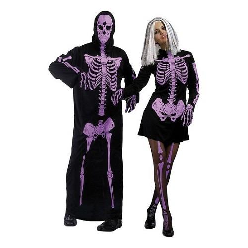 Disfraz Infantil Skeleto Niña