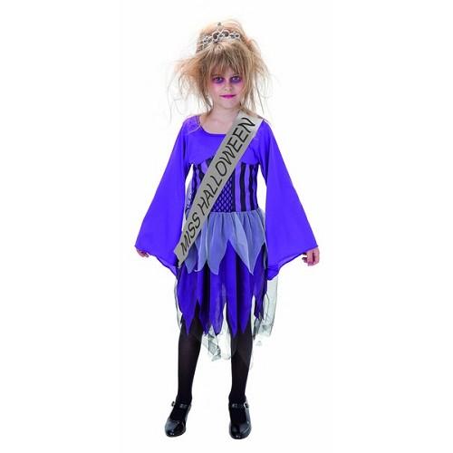 Disfraz Infantil Miss Halloween